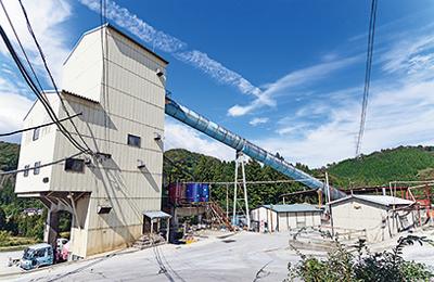 仙南生コン釜房工場